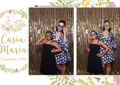 Cabina Foto Showtime - Magic Mirror - Botez - Casia Maria - Paradis Noblesse Ramnicu Valcea - Event Factory (54)