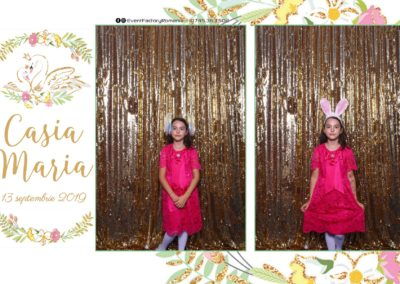 Cabina Foto Showtime - Magic Mirror - Botez - Casia Maria - Paradis Noblesse Ramnicu Valcea - Event Factory (58)