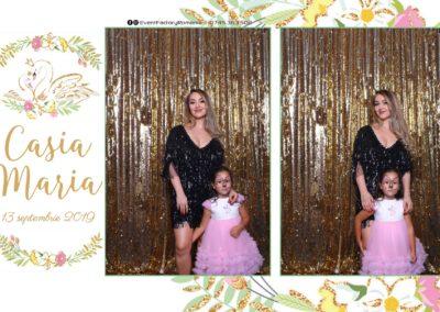Cabina Foto Showtime - Magic Mirror - Botez - Casia Maria - Paradis Noblesse Ramnicu Valcea - Event Factory (59)