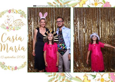 Cabina Foto Showtime - Magic Mirror - Botez - Casia Maria - Paradis Noblesse Ramnicu Valcea - Event Factory (6)