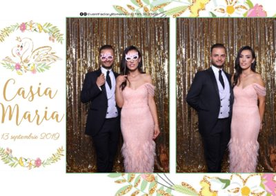 Cabina Foto Showtime - Magic Mirror - Botez - Casia Maria - Paradis Noblesse Ramnicu Valcea - Event Factory (62)