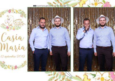 Cabina Foto Showtime - Magic Mirror - Botez - Casia Maria - Paradis Noblesse Ramnicu Valcea - Event Factory (63)