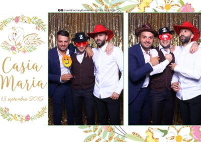 Cabina Foto Showtime - Magic Mirror - Botez - Casia Maria - Paradis Noblesse Ramnicu Valcea - Event Factory (64)