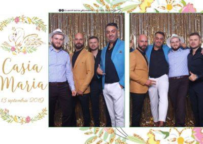 Cabina Foto Showtime - Magic Mirror - Botez - Casia Maria - Paradis Noblesse Ramnicu Valcea - Event Factory (65)