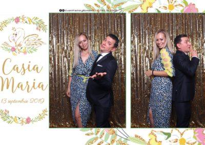 Cabina Foto Showtime - Magic Mirror - Botez - Casia Maria - Paradis Noblesse Ramnicu Valcea - Event Factory (69)
