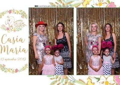 Cabina Foto Showtime - Magic Mirror - Botez - Casia Maria - Paradis Noblesse Ramnicu Valcea - Event Factory (7)