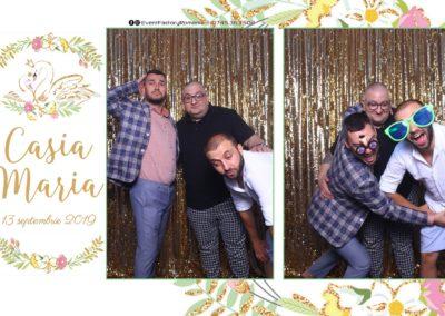 Cabina Foto Showtime - Magic Mirror - Botez - Casia Maria - Paradis Noblesse Ramnicu Valcea - Event Factory (73)