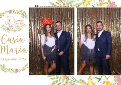 Cabina Foto Showtime - Magic Mirror - Botez - Casia Maria - Paradis Noblesse Ramnicu Valcea - Event Factory (76)