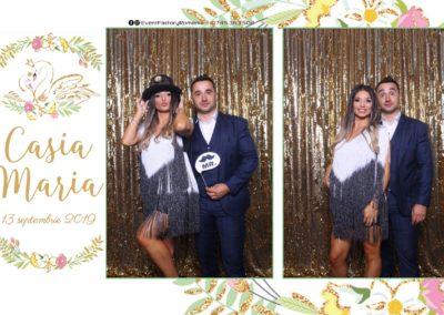 Cabina Foto Showtime - Magic Mirror - Botez - Casia Maria - Paradis Noblesse Ramnicu Valcea - Event Factory (77)