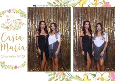 Cabina Foto Showtime - Magic Mirror - Botez - Casia Maria - Paradis Noblesse Ramnicu Valcea - Event Factory (78)
