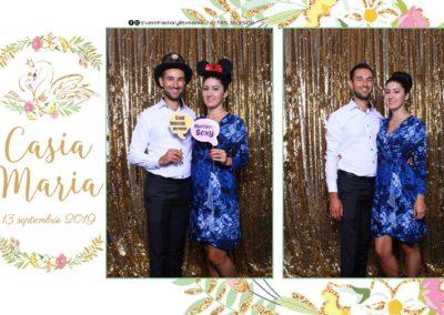 Cabina Foto Showtime - Magic Mirror - Botez - Casia Maria - Paradis Noblesse Ramnicu Valcea - Event Factory (8)