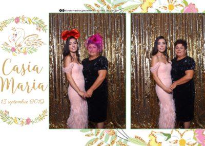 Cabina Foto Showtime - Magic Mirror - Botez - Casia Maria - Paradis Noblesse Ramnicu Valcea - Event Factory (80)