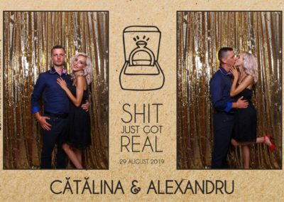 Cabina Foto Showtime - Magic Mirror - Cununie - Catalina & Alexandru - Stephany Ballroom Ramnicu Valcea - Event Factory (29)