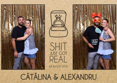 Cabina Foto Showtime - Magic Mirror - Cununie - Catalina & Alexandru - Stephany Ballroom Ramnicu Valcea - Event Factory (32)
