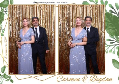 Cabina Foto Showtime - Magic Mirror - Nunta - Carmen & Bogdan - Ok Ballroom Ramnicu Valcea - Event Factory (10)