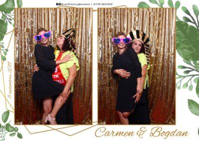 Cabina Foto Showtime - Magic Mirror - Nunta - Carmen & Bogdan - Ok Ballroom Ramnicu Valcea - Event Factory (13)