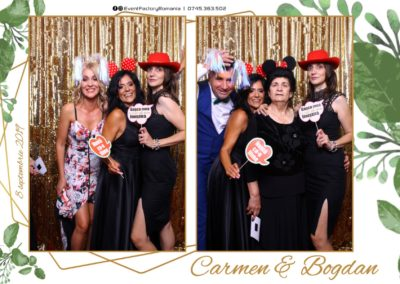 Cabina Foto Showtime - Magic Mirror - Nunta - Carmen & Bogdan - Ok Ballroom Ramnicu Valcea - Event Factory (19)