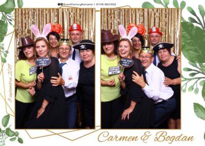 Cabina Foto Showtime - Magic Mirror - Nunta - Carmen & Bogdan - Ok Ballroom Ramnicu Valcea - Event Factory (20)