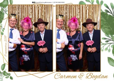 Cabina Foto Showtime - Magic Mirror - Nunta - Carmen & Bogdan - Ok Ballroom Ramnicu Valcea - Event Factory (21)