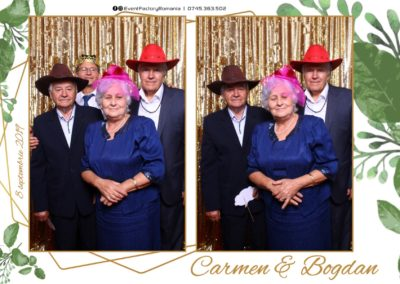 Cabina Foto Showtime - Magic Mirror - Nunta - Carmen & Bogdan - Ok Ballroom Ramnicu Valcea - Event Factory (22)
