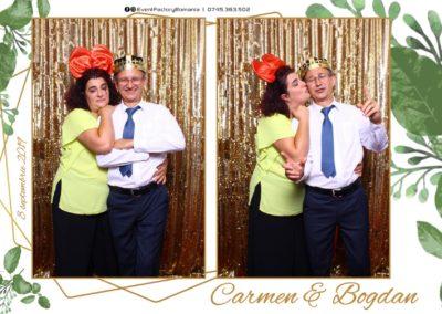 Cabina Foto Showtime - Magic Mirror - Nunta - Carmen & Bogdan - Ok Ballroom Ramnicu Valcea - Event Factory (23)