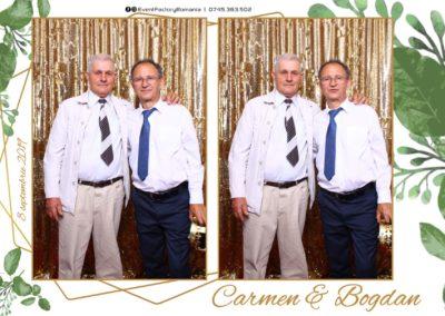 Cabina Foto Showtime - Magic Mirror - Nunta - Carmen & Bogdan - Ok Ballroom Ramnicu Valcea - Event Factory (24)