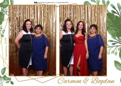 Cabina Foto Showtime - Magic Mirror - Nunta - Carmen & Bogdan - Ok Ballroom Ramnicu Valcea - Event Factory (25)