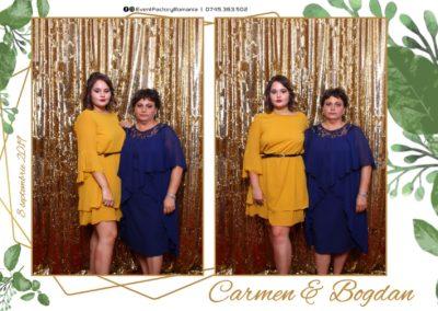 Cabina Foto Showtime - Magic Mirror - Nunta - Carmen & Bogdan - Ok Ballroom Ramnicu Valcea - Event Factory (27)