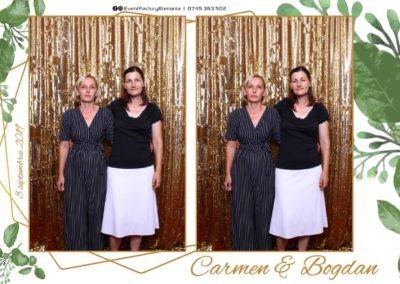 Cabina Foto Showtime - Magic Mirror - Nunta - Carmen & Bogdan - Ok Ballroom Ramnicu Valcea - Event Factory (28)