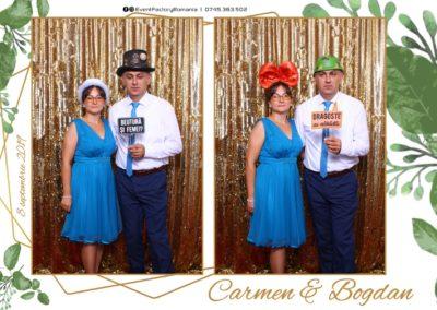 Cabina Foto Showtime - Magic Mirror - Nunta - Carmen & Bogdan - Ok Ballroom Ramnicu Valcea - Event Factory (31)