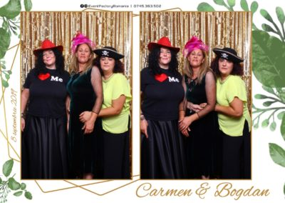 Cabina Foto Showtime - Magic Mirror - Nunta - Carmen & Bogdan - Ok Ballroom Ramnicu Valcea - Event Factory (32)