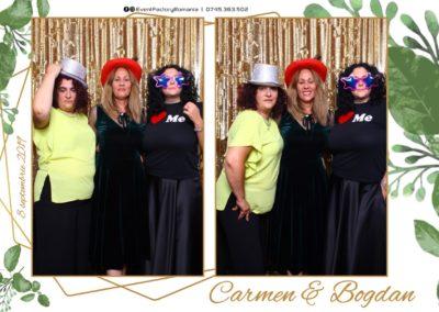 Cabina Foto Showtime - Magic Mirror - Nunta - Carmen & Bogdan - Ok Ballroom Ramnicu Valcea - Event Factory (33)