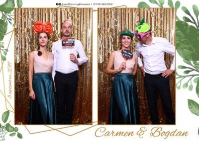 Cabina Foto Showtime - Magic Mirror - Nunta - Carmen & Bogdan - Ok Ballroom Ramnicu Valcea - Event Factory (34)