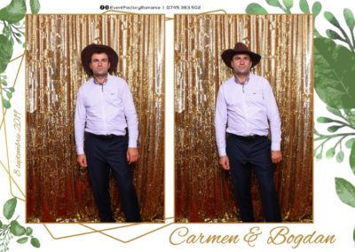 Cabina Foto Showtime - Magic Mirror - Nunta - Carmen & Bogdan - Ok Ballroom Ramnicu Valcea - Event Factory (36)
