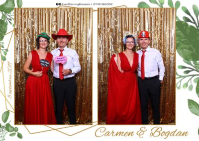Cabina Foto Showtime - Magic Mirror - Nunta - Carmen & Bogdan - Ok Ballroom Ramnicu Valcea - Event Factory (37)