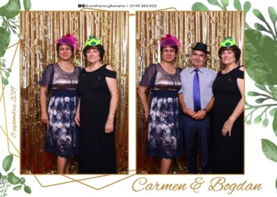 Cabina Foto Showtime - Magic Mirror - Nunta - Carmen & Bogdan - Ok Ballroom Ramnicu Valcea - Event Factory (38)