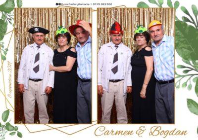 Cabina Foto Showtime - Magic Mirror - Nunta - Carmen & Bogdan - Ok Ballroom Ramnicu Valcea - Event Factory (39)