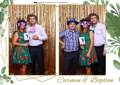 Cabina Foto Showtime - Magic Mirror - Nunta - Carmen & Bogdan - Ok Ballroom Ramnicu Valcea - Event Factory (40)