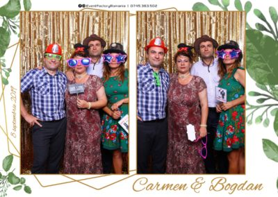 Cabina Foto Showtime - Magic Mirror - Nunta - Carmen & Bogdan - Ok Ballroom Ramnicu Valcea - Event Factory (41)