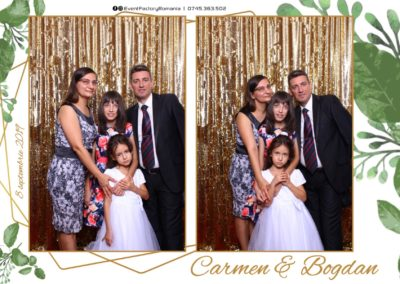 Cabina Foto Showtime - Magic Mirror - Nunta - Carmen & Bogdan - Ok Ballroom Ramnicu Valcea - Event Factory (43)