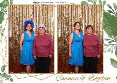 Cabina Foto Showtime - Magic Mirror - Nunta - Carmen & Bogdan - Ok Ballroom Ramnicu Valcea - Event Factory (44)