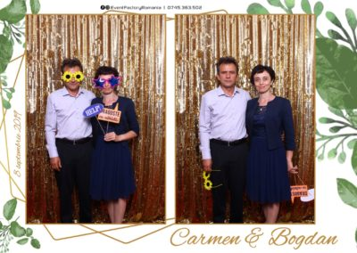 Cabina Foto Showtime - Magic Mirror - Nunta - Carmen & Bogdan - Ok Ballroom Ramnicu Valcea - Event Factory (45)