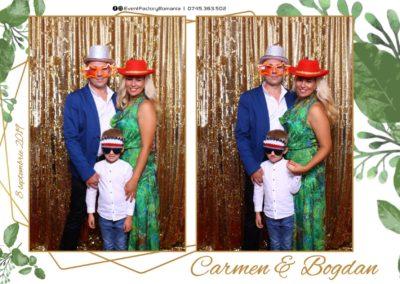 Cabina Foto Showtime - Magic Mirror - Nunta - Carmen & Bogdan - Ok Ballroom Ramnicu Valcea - Event Factory (46)