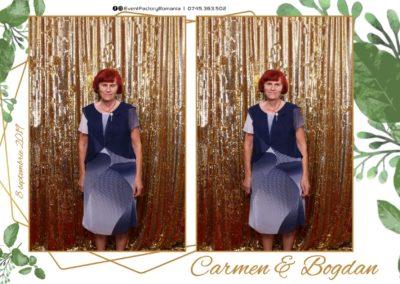 Cabina Foto Showtime - Magic Mirror - Nunta - Carmen & Bogdan - Ok Ballroom Ramnicu Valcea - Event Factory (47)