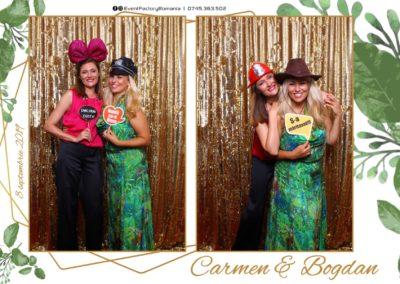 Cabina Foto Showtime - Magic Mirror - Nunta - Carmen & Bogdan - Ok Ballroom Ramnicu Valcea - Event Factory (48)