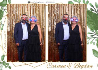 Cabina Foto Showtime - Magic Mirror - Nunta - Carmen & Bogdan - Ok Ballroom Ramnicu Valcea - Event Factory (49)