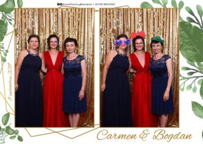 Cabina Foto Showtime - Magic Mirror - Nunta - Carmen & Bogdan - Ok Ballroom Ramnicu Valcea - Event Factory (5)