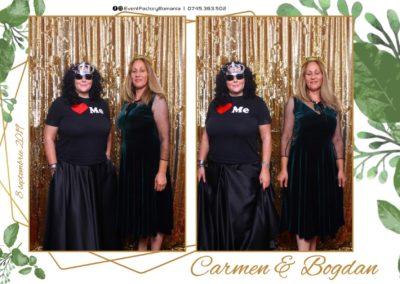 Cabina Foto Showtime - Magic Mirror - Nunta - Carmen & Bogdan - Ok Ballroom Ramnicu Valcea - Event Factory (50)