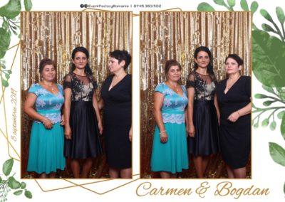 Cabina Foto Showtime - Magic Mirror - Nunta - Carmen & Bogdan - Ok Ballroom Ramnicu Valcea - Event Factory (51)