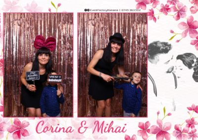 Cabina Foto Showtime - Magic Mirror -Nunta - Corina si Mihai - Restaurant Paradis Royal Ramnicu Valcea - Event Factory (103)
